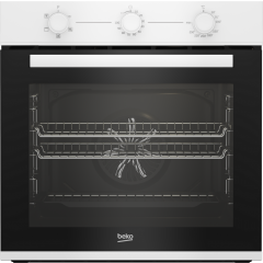 Beko CIFY71W Built In Electric Single White Oven - A Energy Rated