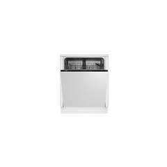 Beko DIN15322 Full Size Integrated 13 Place Settings Dishwasher