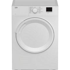 Beko DTLV70041W 7Kg Vented White Tumble Dryer - C Energy Rated