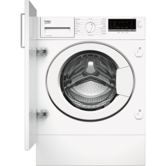 Beko WTIK74151F Integrated 7Kg 1400 Washing Machine - A+++ Energy Rated