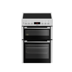 Blomberg HKN65W 60Cm Double Oven Electric White Cooker - A Energy Rated