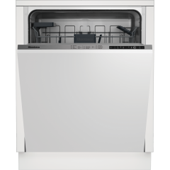 Blomberg LDV42221 Full Size Integrated 14 Place Settings Stainless Steel Dishwasher - A++ Energy Rat