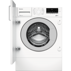 Blomberg LWI284410 Integrated 8Kg 1400 Washing Machine - A+++ Energy Rated