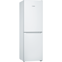 Bosch KGN34NWEAG 60Cm Frost Free White Fridge Freezer - A++ Energy Rated