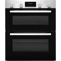 Bosch NBS113BR0B Built Under Double Electric Stainless Steel Oven