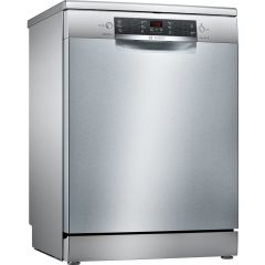 Bosch SMS46II01G Full Size 13 Place Settings Silve/Inox Dishwasher - A++ Energy Rated