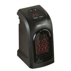 Daewoo HEA1473GE 400W Digital Plug-In Mini Heater