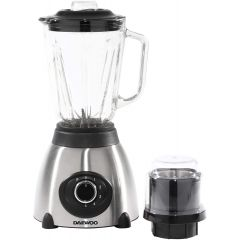 Daewoo SDA1561GE 500W Glass Jug Blender With Grinder