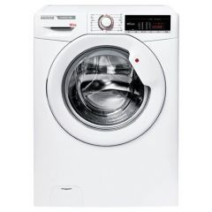 Hoover H3W4105TE 10Kg 1400 White Washing Machine - A+++ Energy Rated
