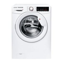 Hoover H3W47TE 7Kg 1400 White Washing Machine - A+++ Energy Rated