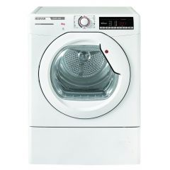 Hoover HLXV9TG 9Kg Vented White Tumble Dryer - C Energy Rated