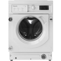 Hotpoint BIWMHG81484UK Integrated 8Kg 1400 Washing Machine
