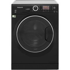 Hotpoint RD966JKDUKN 9/6Kg 1600 Black Washer Dryer - A Energy Rated