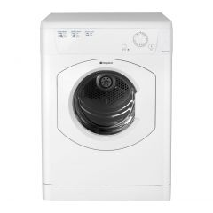 Hotpoint TVHM80CP 8Kg Vented White Tumble Dryer