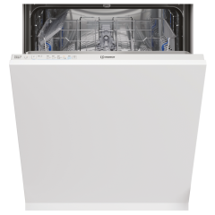 Indesit DIE2B19UK Full Size Integrated 13 Place Settings Dishwasher