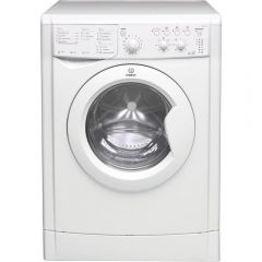 Indesit IWDC6125 6Kg/5Kg White Washer Dryer - B Energy Rated