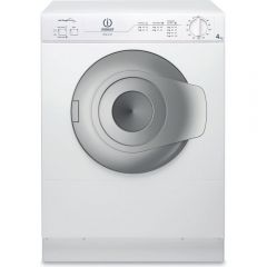 Indesit NIS41V 4Kg Vented Tumble Dryer - C Energy Rated