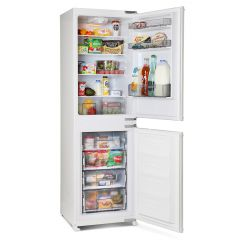 Montpellier MIFF501 Integrated 50/50 Static Fridge Freezer - A+ Energy Rated