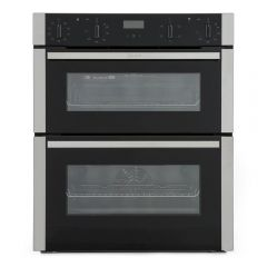 Neff J1ACE2HN0B Built Under Double Electric Stainless Steel Oven
