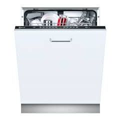 Neff S513N60X2G Full Size Integrated 14 Place Settings Stainless Steel Dishwasher - A++ Energy Rated