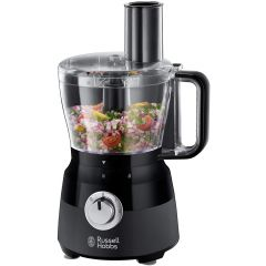Russell Hobbs 24732 600W Desire Food Processor, 1.5 Litre Food Mixer With 5 Chopping, Slicing And