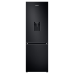 Samsung RB34T632EBN 60Cm Frost Free Black Fridge Freezer - A++ Energy Rated