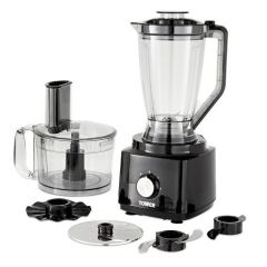 Tower T18007BLK 750W Food Processor With Blender